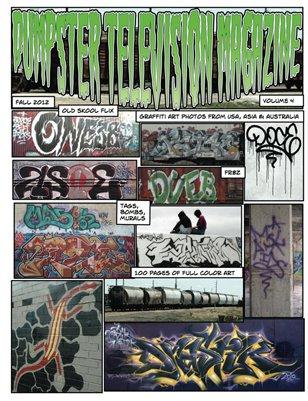 Dumpster Television Magazine #4