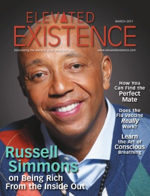 March 2011 Issue With Russell Simmons