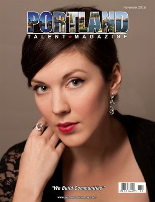 Portland Talent Magazine November 2016 Edition