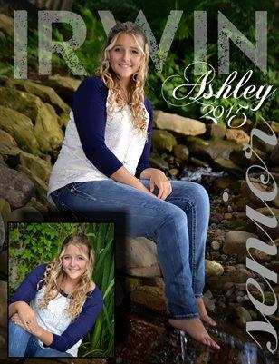 Ashley Irwin's Senior Pics