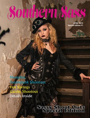 Southern Sass Magazine | Special Edition #1