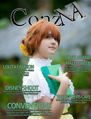 Conz NA Issue #006