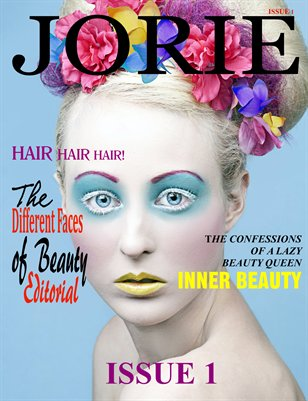 Jorie Magazine Issue 1
