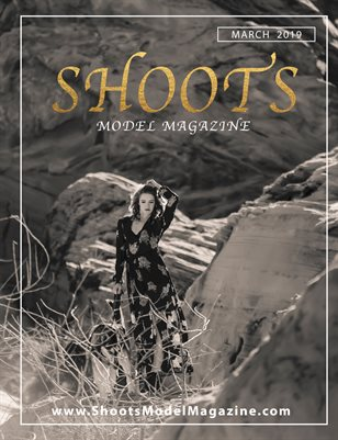 March 2019 - Shoots Model Magazine
