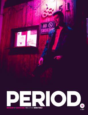 Period TWELVE Cover B July 2017