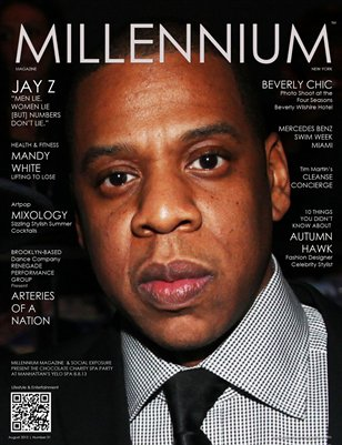 MILLENNIUM MAGAZINE | AUGUST 2013