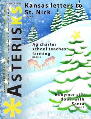 Asterisks: December 2009
