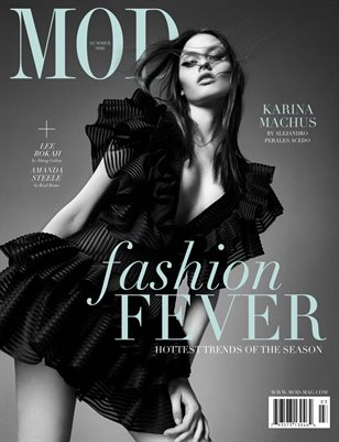 MOD Magazine: Volume 7; Issue 3; FASHION FEVER - Cover #2