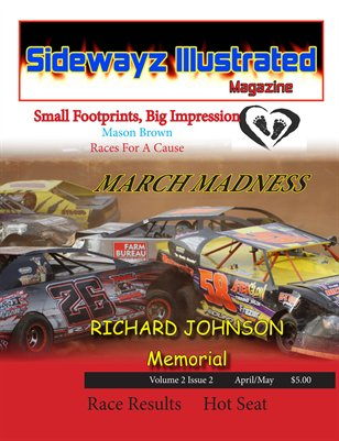 Sidewayz Illustrated April/May Issue 2