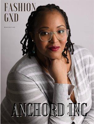 "Fashion Gxd Magazine ""Anchord Inc CEO"""