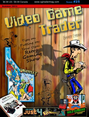 Video Game Trader #25 (Summer 2013)