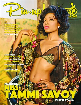 Pinup Kulture Magazine Volume 3, Issue 10