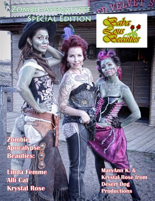 Baba Lous Beauties- Zombie Apocalypse Special Edition
