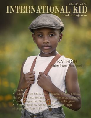 International Kid Model Magazine Issue #24