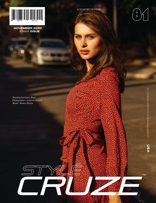 NOVEMBER 2020 Issue (Vol: 81) | STYLÉCRUZE Magazine