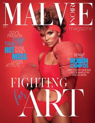 MALVIE Magazine NOIR Spécial Édition Vol. 26 January 2021