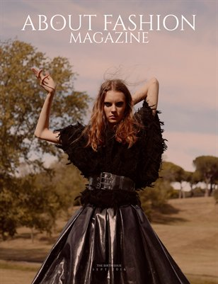 About Fashion Magazine Issue N°1