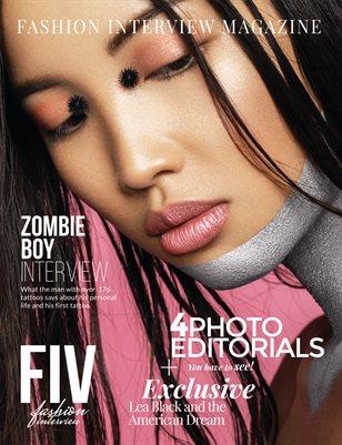 FIV Magazine #3 (English)