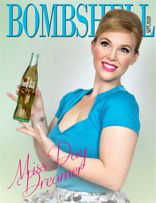 BOMBSHELL Magazine September 2020 - Miss Day Dreamer Cover