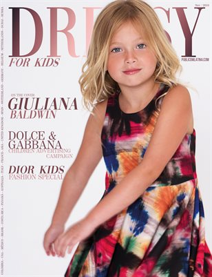 DRESSY for KIDS - NOV/2019 - GIULIANA BALDWIN - Issue #1