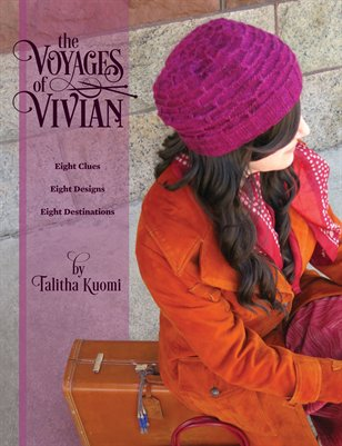 'The Voyages of Vivian' by Talitha Kuomi