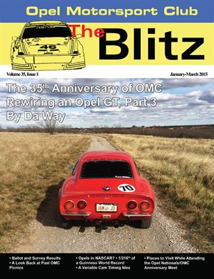 The Blitz, January-March 2015