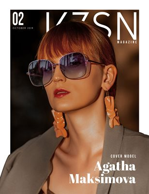 Fashion & Beauty | October 2019 Issue #2