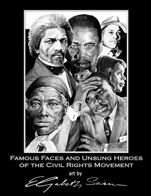 Famous Faces & Unsung Heroes of the Civil Rights Movement (Perfect-bound)