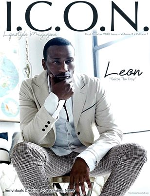 I.C.O.N. Lifestyle Magazine