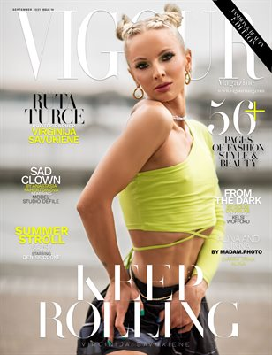 Fashion & Beauty   September Issue 14