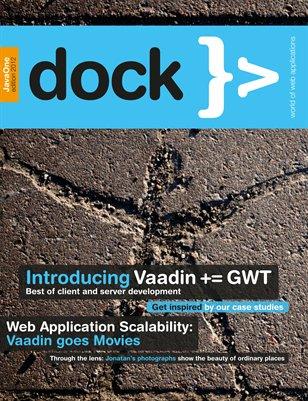 Vaadin Dock JavaOne 2012