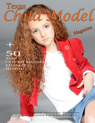 Texas Child Model Magazine New Years 2014 Issue
