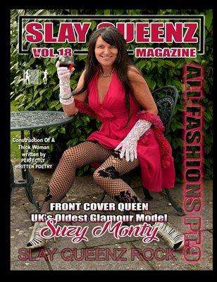 Slay Queenz Magazine Vol.18 'ALL FASHIONS' Pt.9