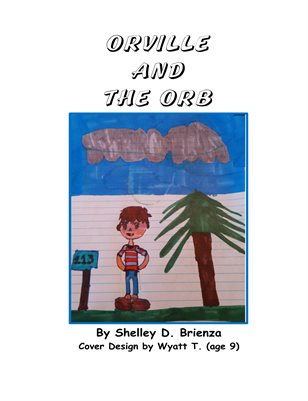 Orville and the Orb Metaphysical Children's Book and Coloring Book