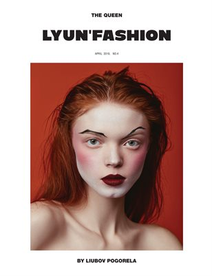 LYUN ISSUE No.4 (VOL No.8)