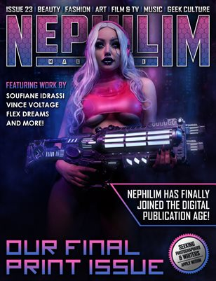 Nephilim Magazine #23 (Cov. 2)