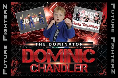 Dominic Chandler Poster 2015