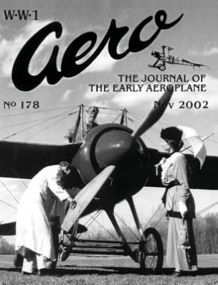 WW1 Aero #178 - November 2002
