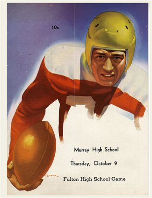 1947 Oct 9., Murray High School vs. Fulton High School Game