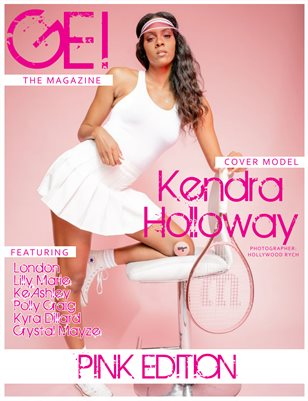 "May 2019 ""Pink Edition"" Issue"