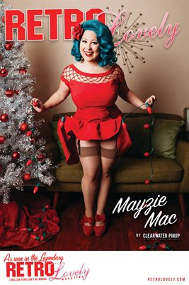 Mayzie Mac Cover Poster Holidays '20