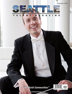 Seattle Talent Magazine September 2015 Edition