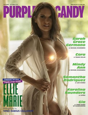 PURPLE CANDY MAGAZINE  SEPTEMBER 2018