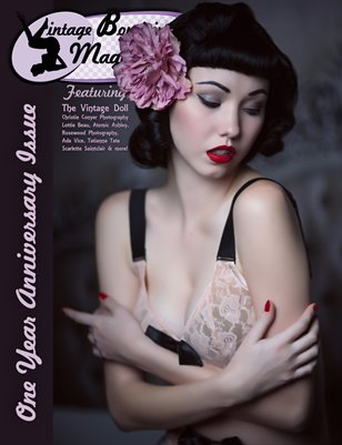 Vintage Boudoir Magazine - Issue 8