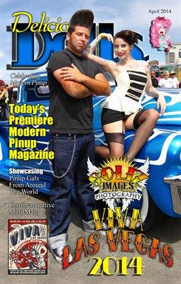 Viva Las Vegas 2014 Mini Mag