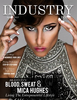 Industry Born Magazine (Summer 2015) Mica Hughes