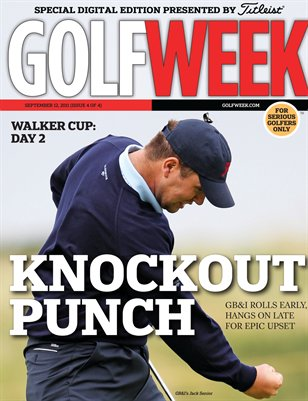 Walker Cup 2011: Day Two