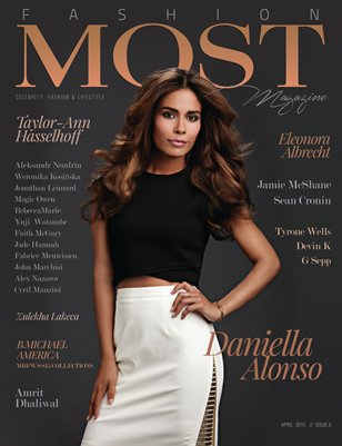 Most Magazine - Fashion APR'15 ISSUE NO.8