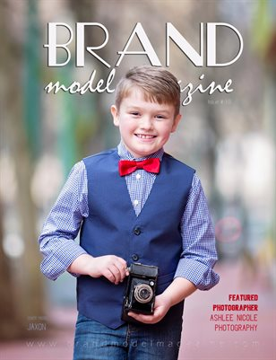 Brand Model Magazine - Issue # 10