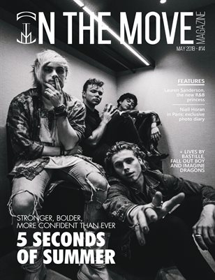 On The Move Mag - May 2018